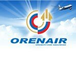 ORENAIR has performed its first flight on the route Xian-Moscow