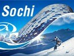 Flights to winter Sochi from Russian cities