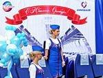 ORENAIR поздравила Оренбург  с юбилеем!