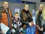 Полумиллионный пассажир аэропорта «Оренбург»